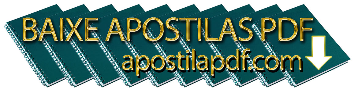 Apostila PDF 2019 Download Digital Concursos Públicos 2019