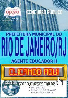 Apostila Concurso Prefeitura do Rio de Janeiro 2019 PDF Download e Impressa