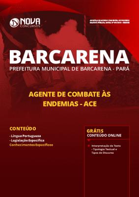 Apostila Prefeitura de Barcarena 2019 Agente de Combate às Endemias PDF e Impressa