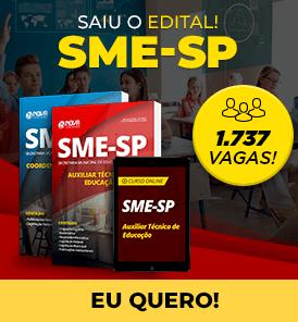 Apostila Concurso SME SP 2019