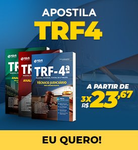 Apostila Concurso TRT 4 2019