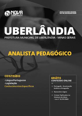 Apostila Analista Pedagógico Grátis Cursos Online