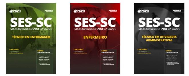 Baixar Apostila Concurso SES SC 2019 PDF Grátis Cursos Online