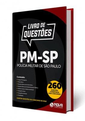 Livro de Questões PM SP 2019 Polícia Militar de São Paulo