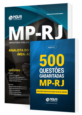 Apostila MP RJ 2019 Analista Área Administrativa Combo