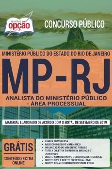 Apostila MP RJ 2019 Analista do Ministério Público Área Processual PDF e Impressa
