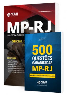 Apostila MP RJ 2019 Oficial do Ministério Público Combo