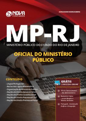Apostila MP RJ 2019 Oficial do Ministério Público Grátis Cursos Online