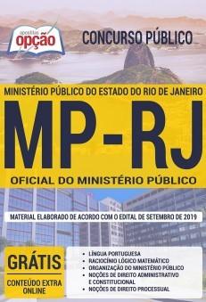 Apostila MP RJ 2019 Oficial do Ministério Público PDF e Impressa