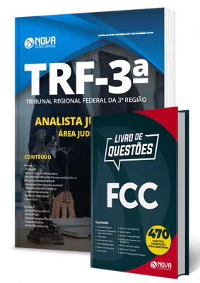 Apostila TRF 3 2019 Analista Judiciário Área Judiciária