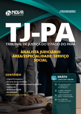 Apostila Analista Judiciário Serviço Social Grátis Cursos Online