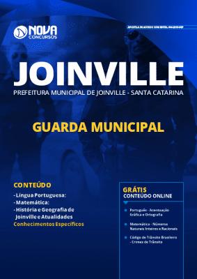 Apostila Prefeitura de Joinville 2019 Guarda Municipal Grátis Cursos Online