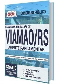 Apostila Concurso Câmara de Viamão 2019 PDF Download e Impressa