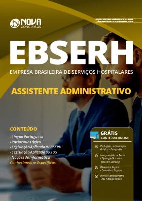 Apostila Concurso EBSERH 2019 Grátis Cursos Online