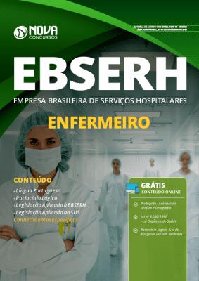 Apostila Concurso EBSERH 2019 Enfermeiro Grátis Cursos Online