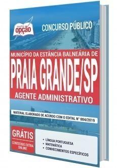 Apostila Concurso Prefeitura de Praia Grande 2019 PDF e Impressa