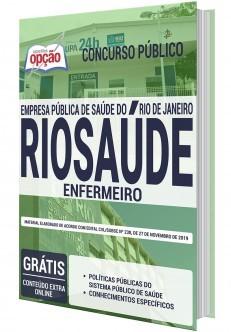 Apostila Enfermeiro PDF Download e Impressa