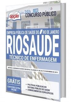 Apostila Técnico de Enfermagem PDF Download e Impressa