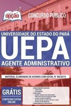 Apostila Concurso UEPA 2019 PDF e Impressa