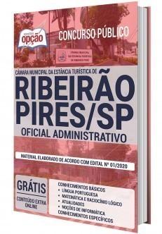 Apostila Concurso Câmara de Ribeirão Pires 2020 PDF Oficial Administrativo
