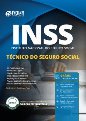 Apostila Concurso INSS 2020 Técnico do INSS PDF Grátis Cursos Online