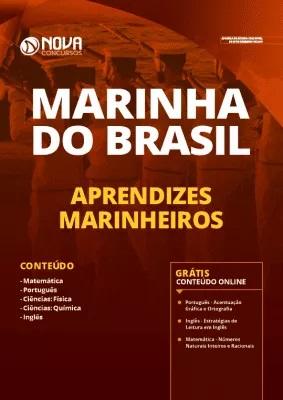 Apostila Concurso Marinha do Brasil Aprendizes Marinheiros Grátis Cursos Online