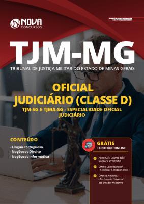 Apostila Concurso TJM MG 2020 PDF Oficial Judiciário Grátis Cursos Online