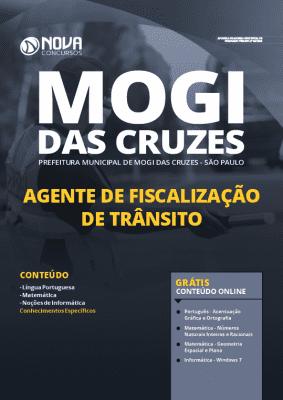 Apostila Prefeitura de Mogi das Cruzes 2020 PDF Agente de Fiscalização de Trânsito