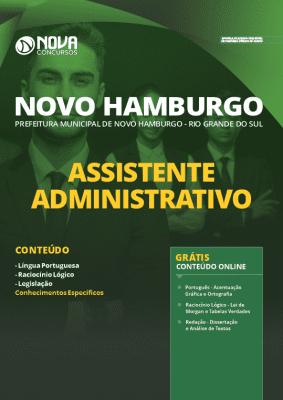 Apostila Concurso Prefeitura de Novo Hamburgo 2020 PDF Grátis Cursos Online