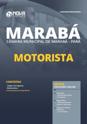 Apostila Concurso Câmara de Marabá 2020 PDF Motorista