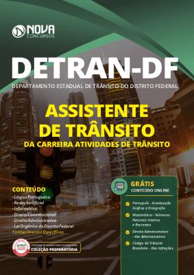 Apostila Concurso DETRAN DF 2020 PDF Assistente de Trânsito
