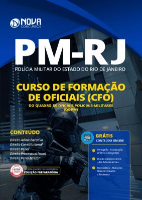 Apostila Concurso PM RJ 2020 PDF Download Curso de Oficiais