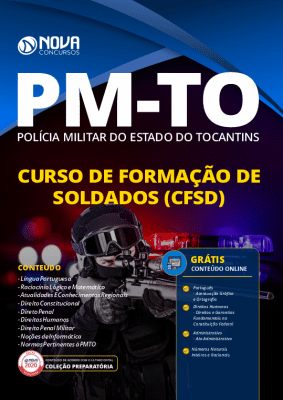 Apostila Concurso PM TO 2020 PDF Download Curso de Soldados