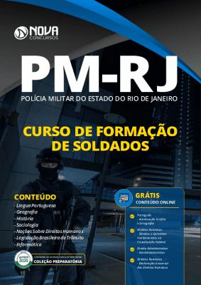 Apostila Concurso PMERJ 2020 PDF Soldado Grátis Cursos Online