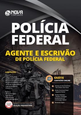 Apostila Concurso Polícia Federal 2020 PDF Download Agente e Escrivão