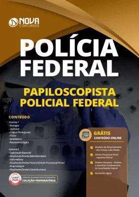 Apostila Concurso Polícia Federal 2020 PDF Download Papiloscopista