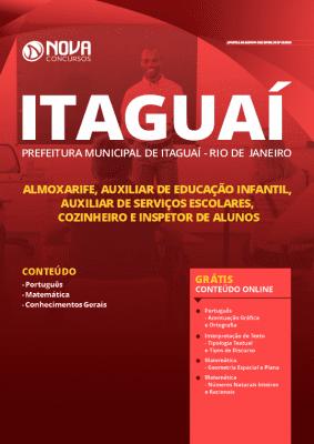 Apostila Prefeitura de Itaguaí 2020 PDF Download Nível Fundamental