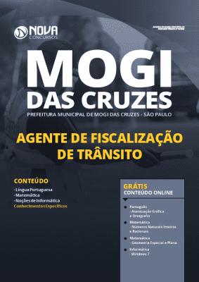 Apostila Concurso Prefeitura de Mogi das Cruzes 2020 PDF Agente de Trânsito