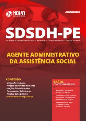 Apostila Prefeitura do Recife 2020 PDF Agente Administrativo