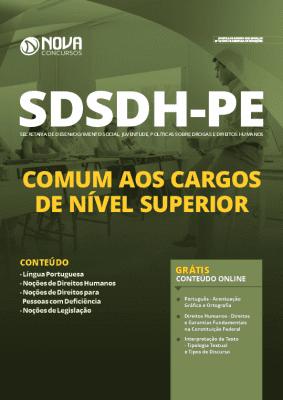 Apostila Concurso Prefeitura do Recife 2020 Cargos de Nível Superior Impressa e Download PDF Grátis Cursos Online