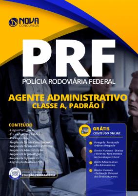 Apostila Concurso PRF 2020 PDF Download Agente Administrativo