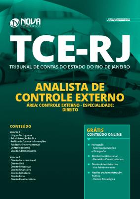 Apostila Concurso TCE RJ 2020 PDF Download Analista em Direito