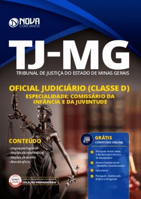 Apostila Concurso TJ MG 2020 PDF Download Oficial Judiciário