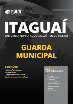 Apostila Prefeitura de Itaguaí 2020 PDF Download Guarda Municipal