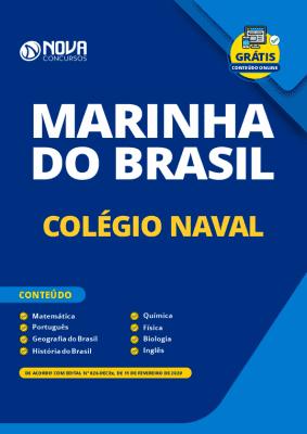 Apostila Concurso Marinha do Brasil 2020 PDF Colégio Naval