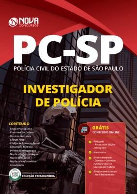 Apostila Concurso PC SP 2020 PDF Investigador de Polícia