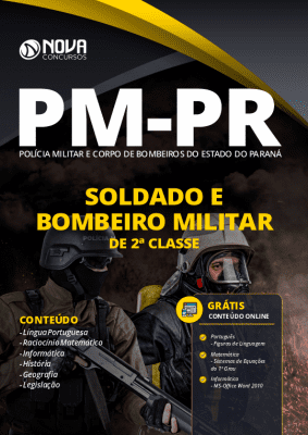 Apostila para Concurso PM PR 2020 PDF Download Digital