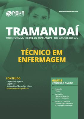 Apostila Prefeitura de Tramandaí 2020 PDF Técnico em Enfermagem