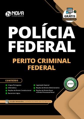 Apostila Concurso Polícia Federal 2020 PDF Perito Criminal Federal