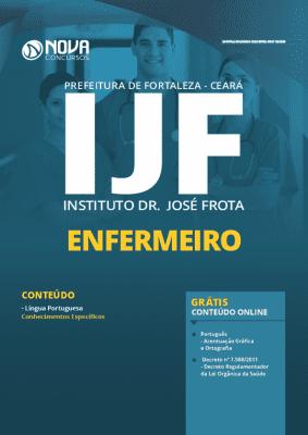 Apostila Concurso Prefeitura de Fortaleza 2020 PDF Enfermeiro